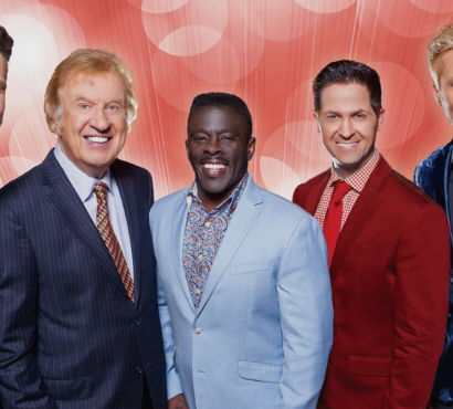 Celebrate the season with The Gaither Vocal Band Christmas Homecoming Tour