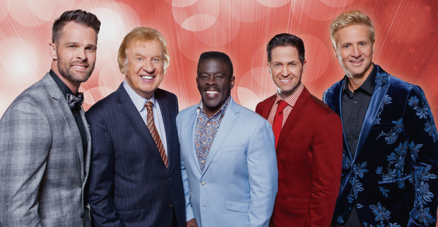 Bill Gaither & The Gaither Vocal Band Christmas Homecoming Tour