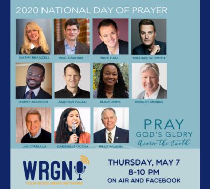 National Day of Prayer Broadcast